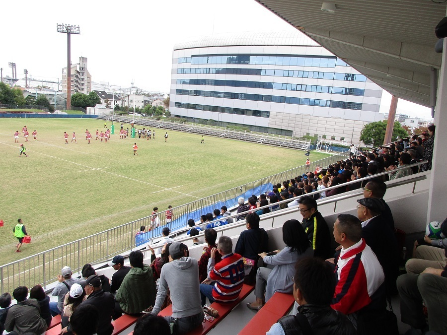 2019年11月: 中京大学ラグビー部OB会ブログ